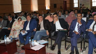 Photo of Preparatory meeting on the first regional conference on regionalization in the Guelmim Oued Noun region