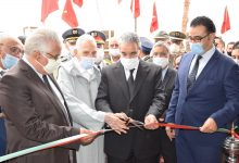 Photo of Opening of the exhibition and conference room in Tan Tan in the presence of Mr le Wali